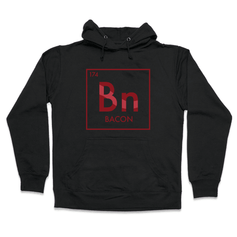 Bacon Science Hooded Sweatshirt