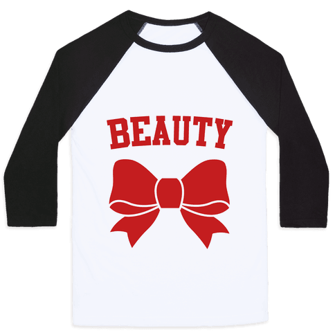 Beauty Baseball Tee