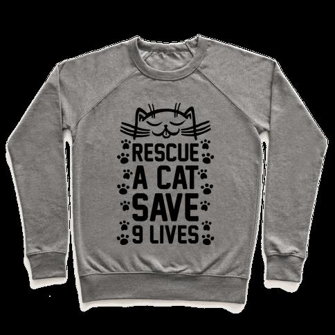 Rescue A Cat Save Nine Lives