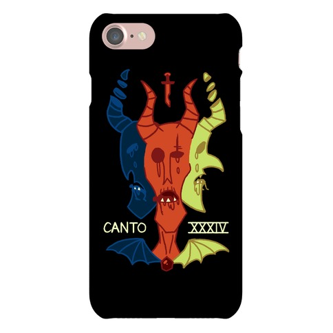 Dante's Lucifer Phone Case
