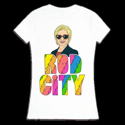 Rod City Womens T-Shirt