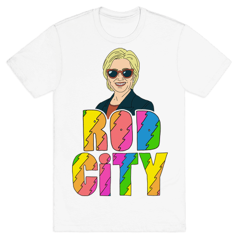 Rod City Mens T-Shirt