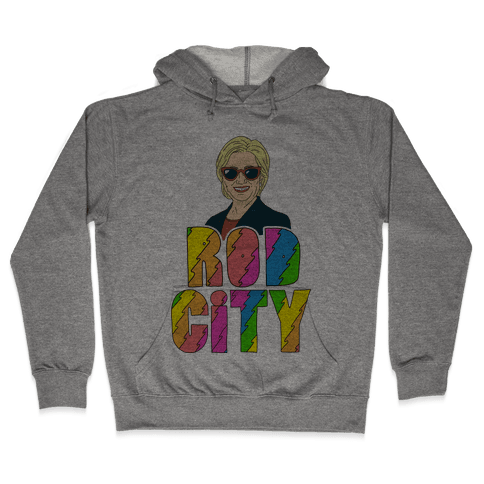 Rod City Hooded Sweatshirt