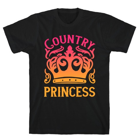 Country Princess T-Shirt
