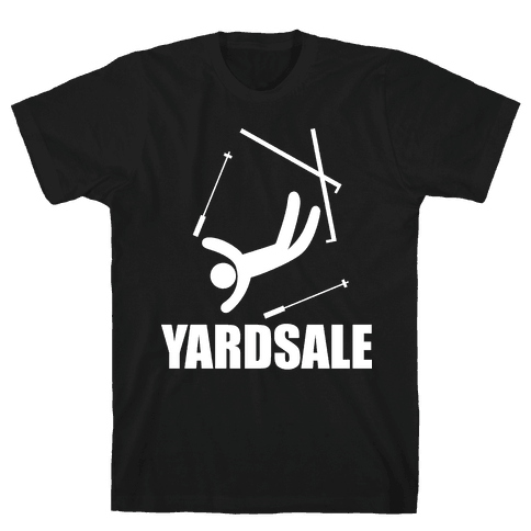 Yard Sale Mens T-Shirt