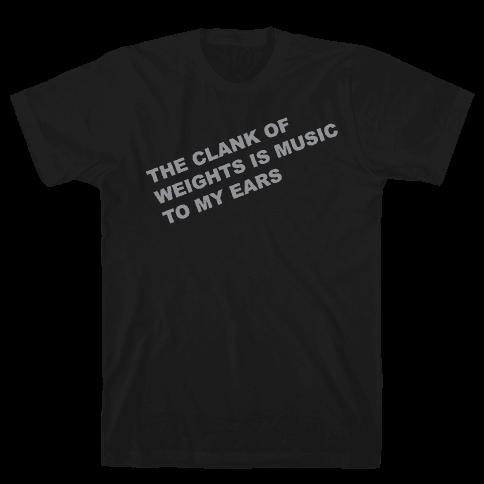 Music to My Ears Mens T-Shirt