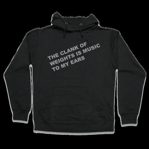 Music to My Ears Hooded Sweatshirt