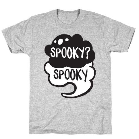Spooky?Spooky Mens T-Shirt
