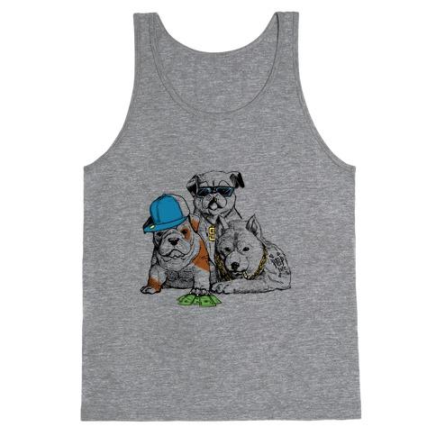 Pup Life Tank Top