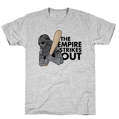 The Empire Strikes Out T-Shirt