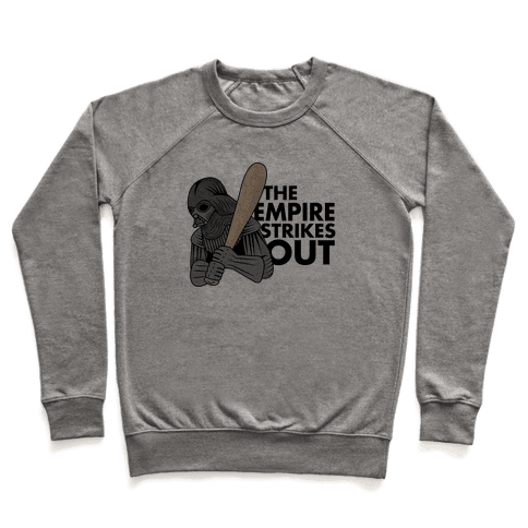 The Empire Strikes Out Pullover