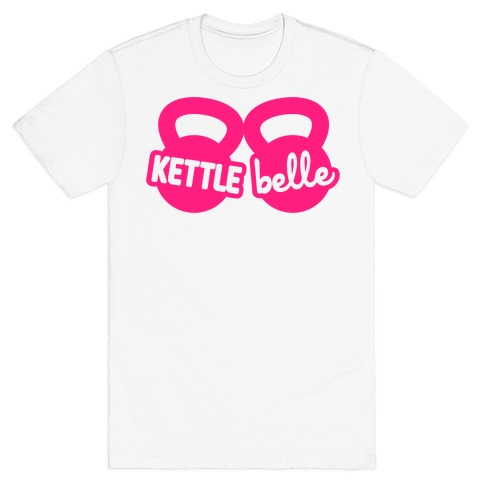 Kettle Belle Crop Top T-Shirt