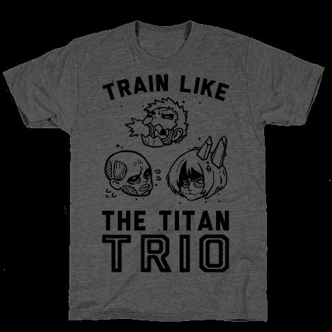 Train Like The Titan Trio