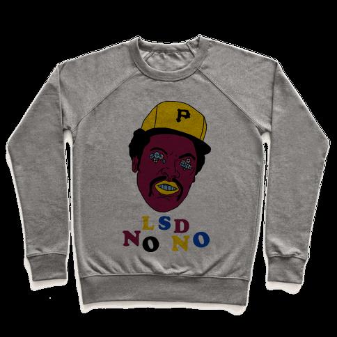 LSD No-No Hitter (Baseball) Pullover