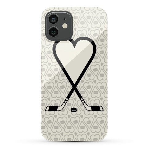 Hockey Love Phone Case