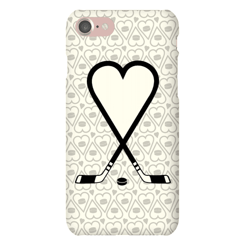 Hockey Love Phone Case
