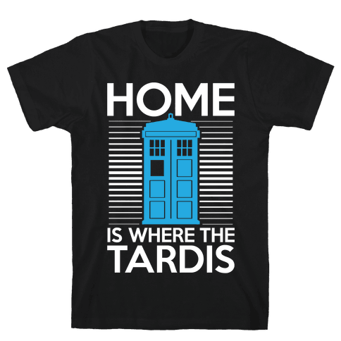 Home Is Where The Tardis