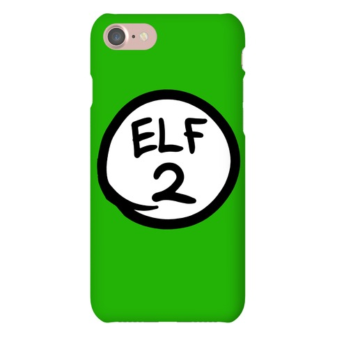 Elf Two Phone Case