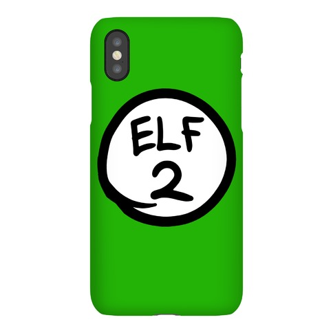 Elf Two Phone Case