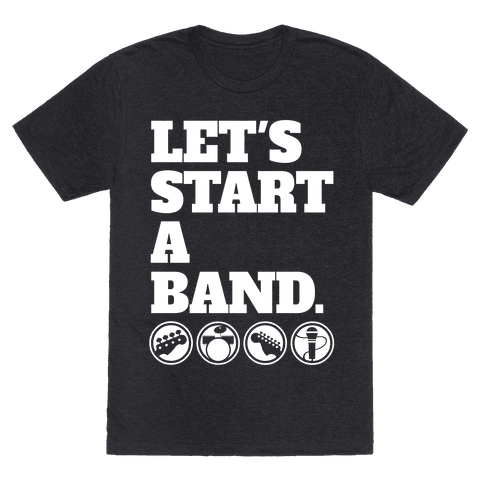 Let's Start A Band
