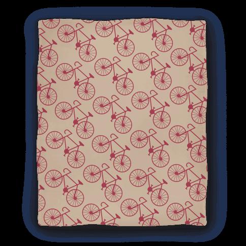 Bikes Blanket Blanket