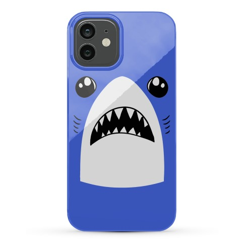 Left Shark Face Phone Case