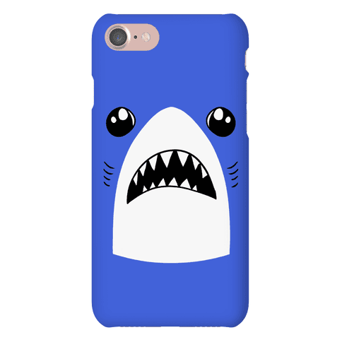 Left Shark Face Phone Case