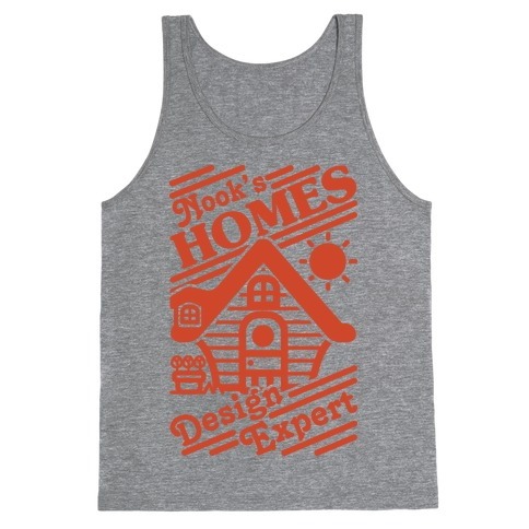 Nook's Homes Design Expert Tank Top