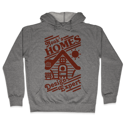 Nook's Homes Design Expert Hooded Sweatshirt