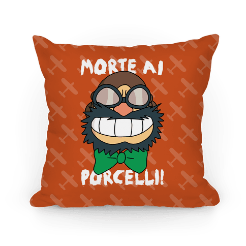 Mamma Aiuto Pillow