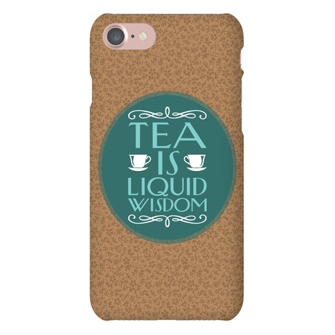 Liquid Wisdom Phone Case