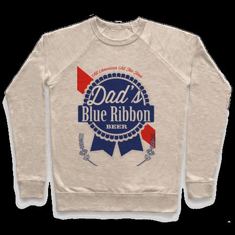 Dad's Blue Ribbon Pullover