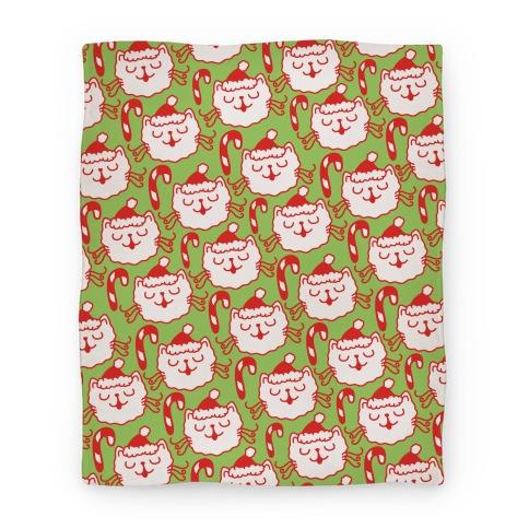 Christmas Cats Blanket