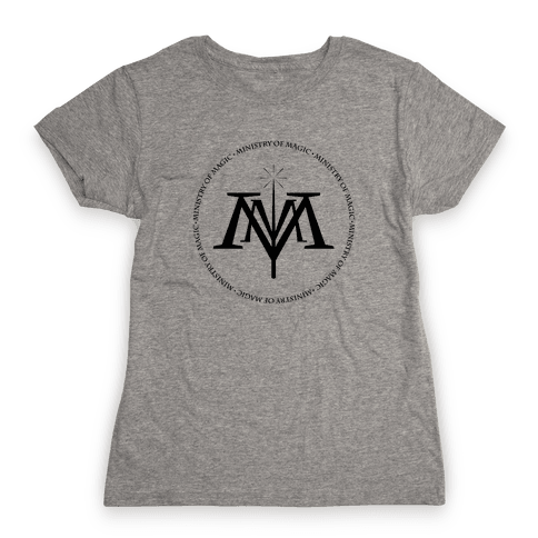 Ministry Magic Womens T-Shirt