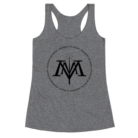 Ministry Magic Racerback Tank Top