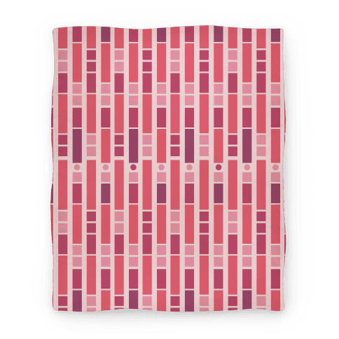 Square Pattern Blanket Blanket