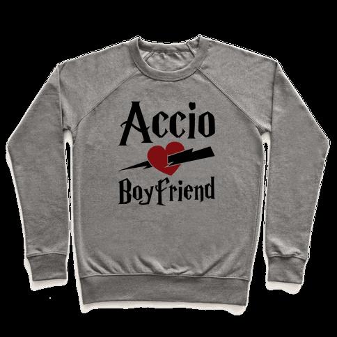 Accio Boyfriend Pullover