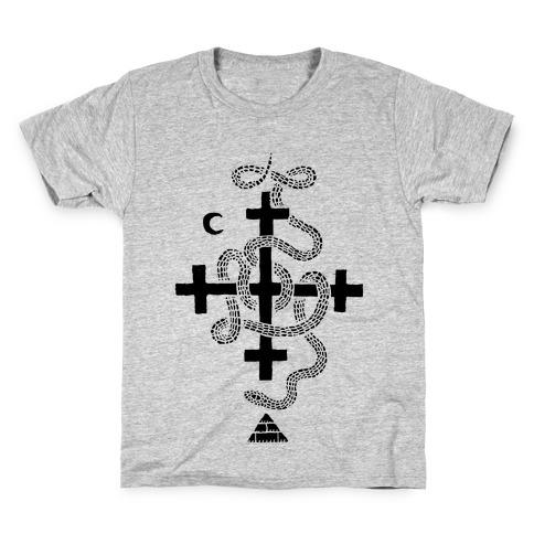 Snake Cult Kids T-Shirt