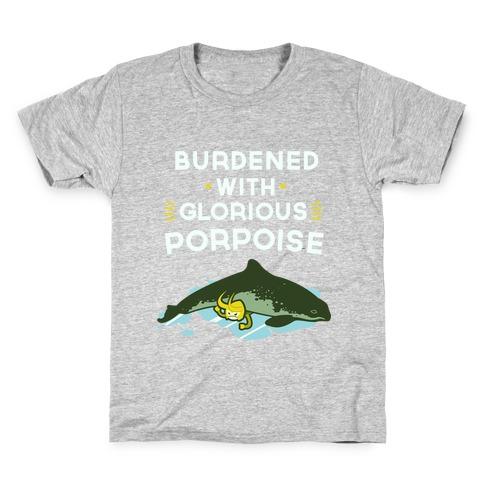 Glorious Porpoise Kids T-Shirt