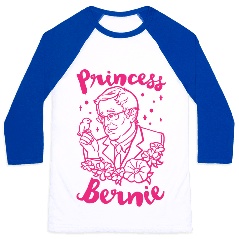 Princess Bernie Baseball Tee