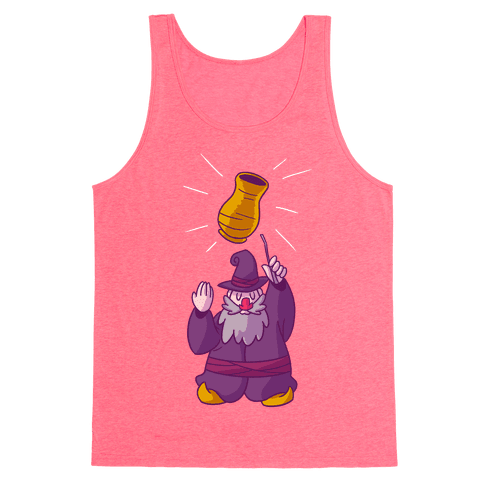The Wizard Of Vase Tank Top