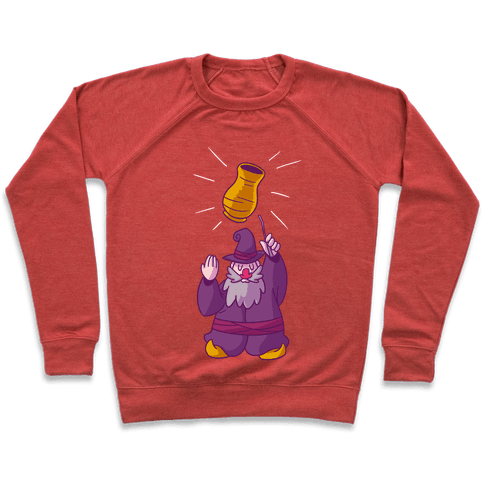 The Wizard Of Vase Pullover