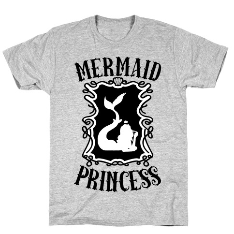 Mermaid Princess T-Shirt