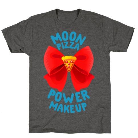 Moon Pizza Power Makeup! T-Shirt