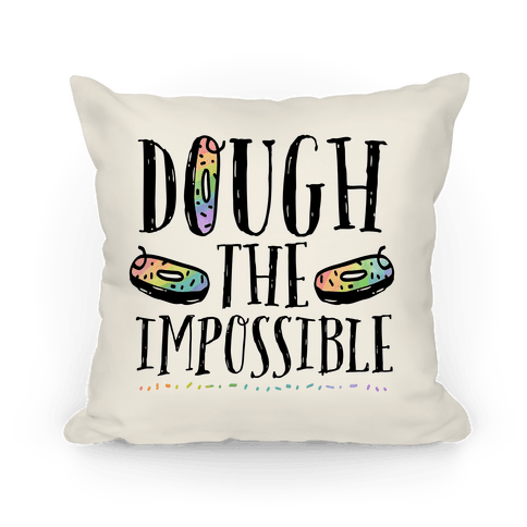 Dough The Impossible Pillow