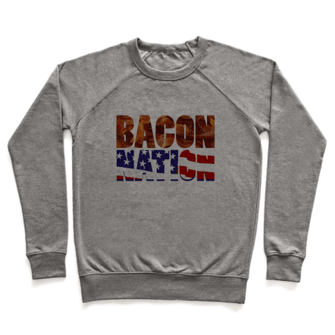 Bacon Nation Pullover