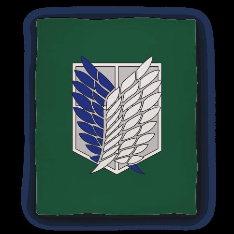 Scouting Legion Blanket Blanket