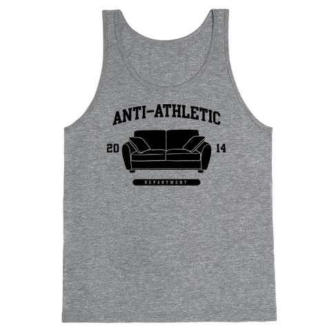 Anti Athletic Club Tank Top