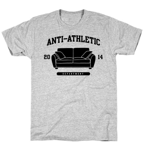 Anti Athletic Club T-Shirt