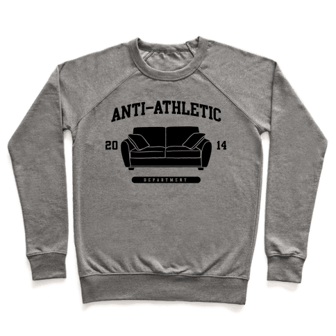 Anti Athletic Club Pullover